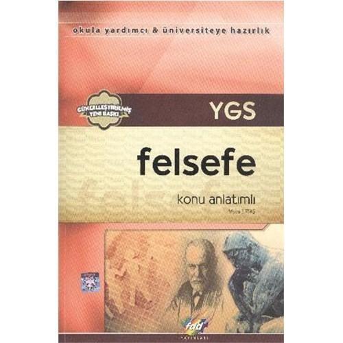 FDD YGS Felsefe Konu Anlatımlı