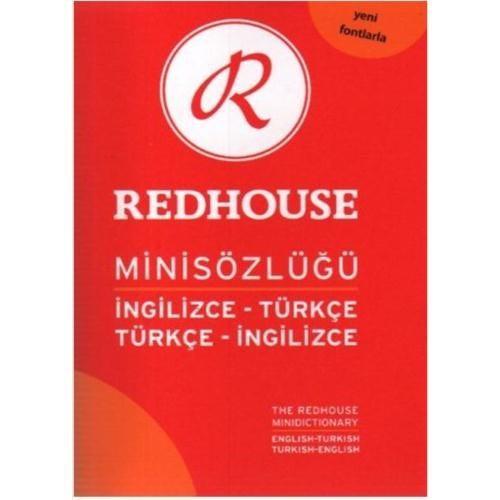 Redhouse Mini Sözlüğü (İngilizce - Türkçe Türkçe - İngilizce)