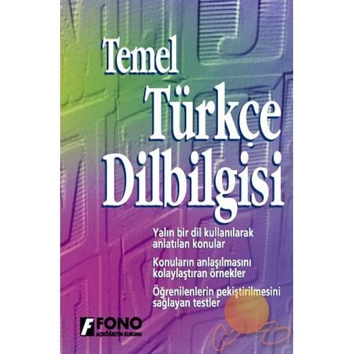Fono Türkçe Dilbilgisi