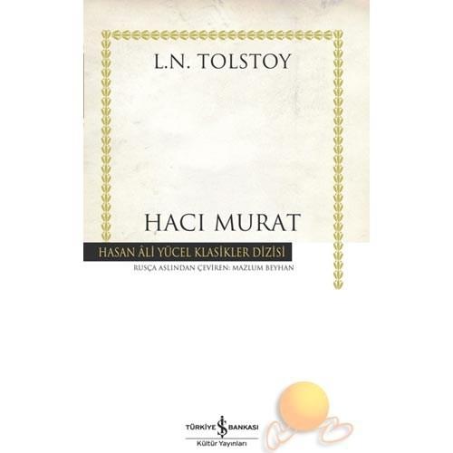 Hacı Murat - Lev Nikolayeviç Tolstoy