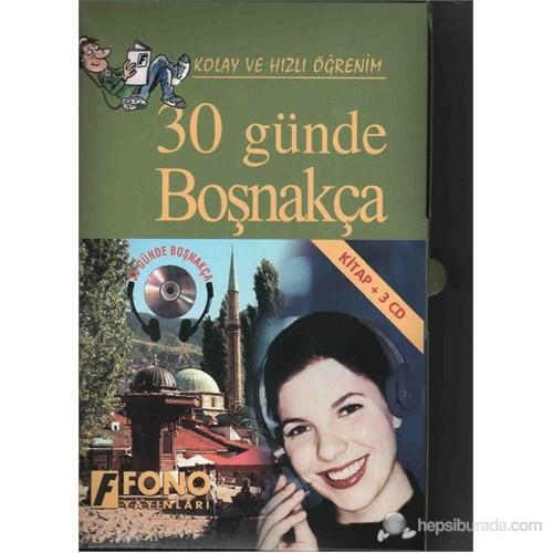 30 Günde Boşnakça CD'li Set
