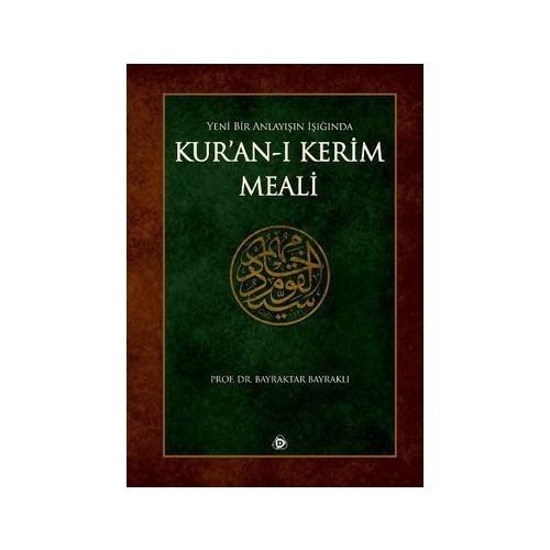 Kuranı Kerim Meali (Hafız Boy) - Bayraktar Bayraklı
