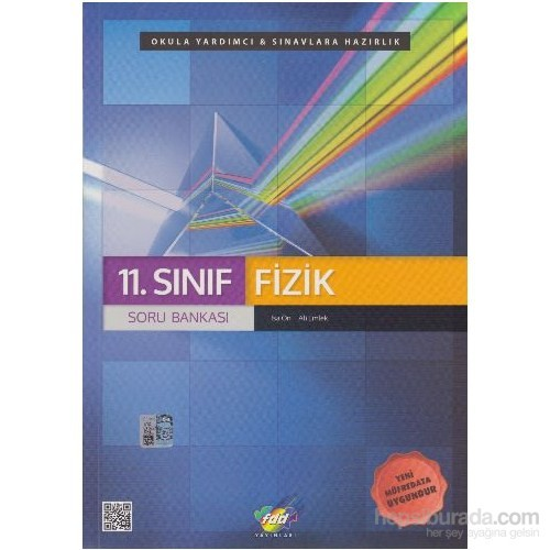 Fdd 11. Sınıf Fizik Soru Bankası