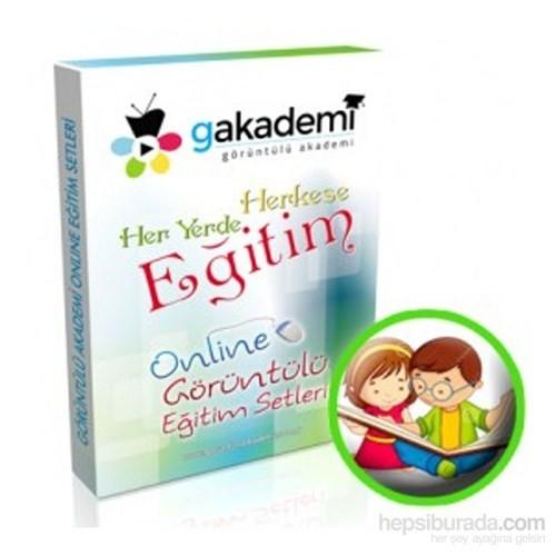 4. Sınıf İngilizce Online Görüntülü Eğitim Seti
