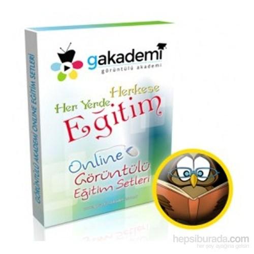 5. Sınıf Türkçe Online Görüntülü Eğitim Seti