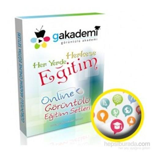8. Sınıf Türkçe Online Görüntülü Eğitim Seti