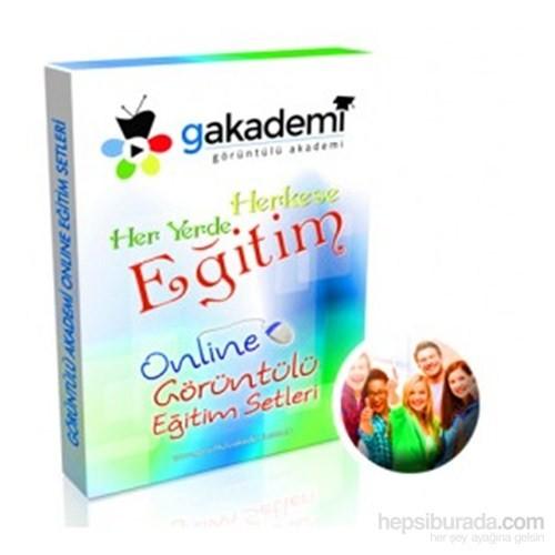 11. Sınıf İngilizce Online Görüntülü Eğitim Seti