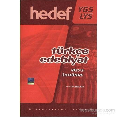 Hedef YGS-LYS Türkçe Edebiyat Soru Bankası