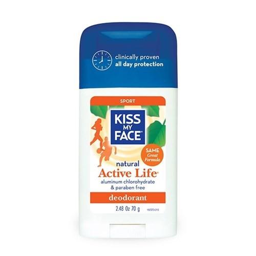 Kiss My Face Sport Doğal 88 Ml Stick Deodorant