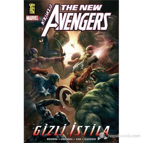 The New Avengers İntikamcılar Sayı 9 'Gizli İstila 2. Kitap'