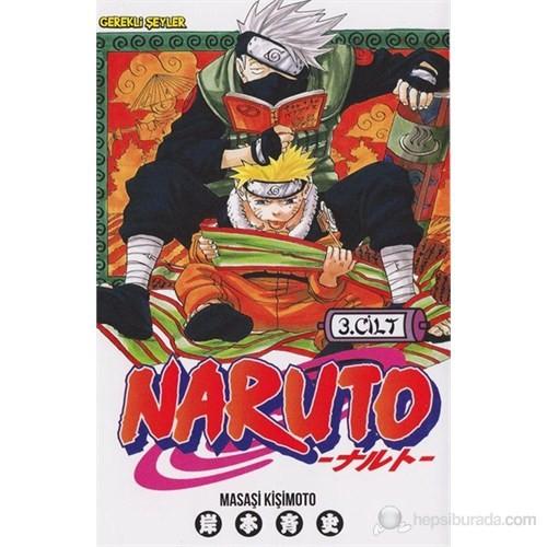 Naruto (3. Cilt) 'Rüya Uğruna'-Masaşi Kişimoto