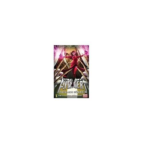 Uncanny Avengers 3 Apocalypse İkizleri 3. Cilt