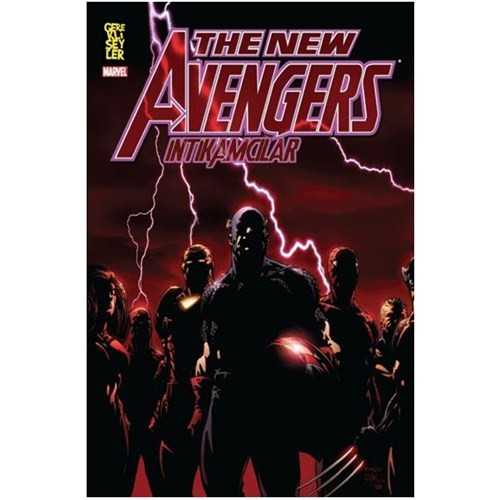 The New Avengers Sayı:1 Firar - Brian Michael Bendis