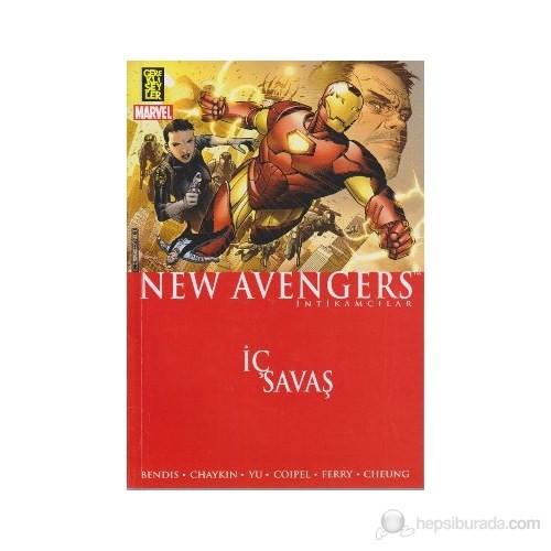 The New Avengers İntikamcılar Cilt: 5-Brian Michael Bendis