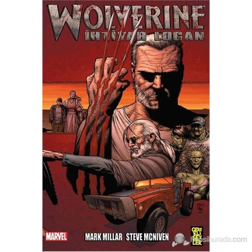 Wolverine 'İhtiyar Logan'