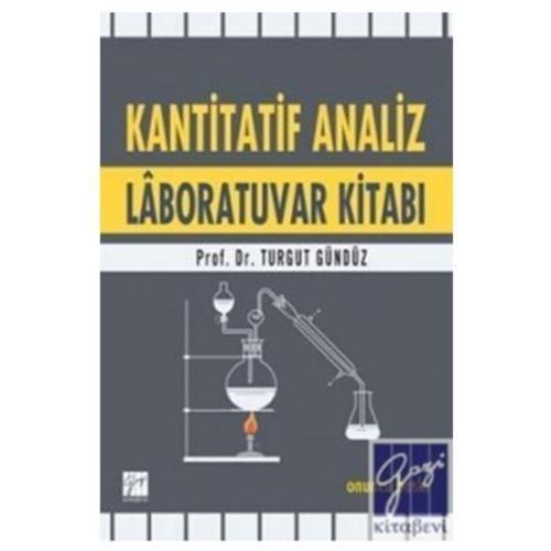 Kantitatif Analiz Laboratuvar Kitabı