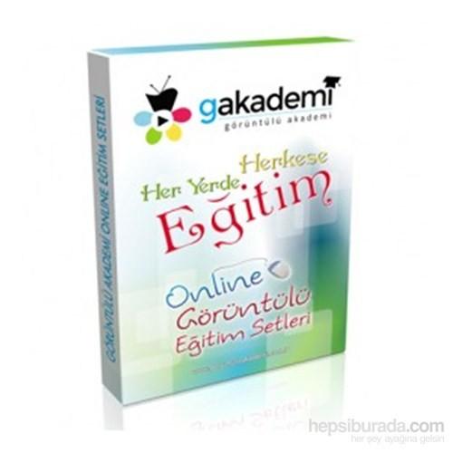 Pratik KPSS Coğrafya Online Eğitim Seti