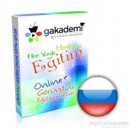 Pratik Rusça İleri Düzey Online Görüntülü Eğitim Seti