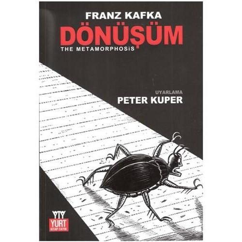 Dönüşüm - Franz Kafka - Franz Kafka