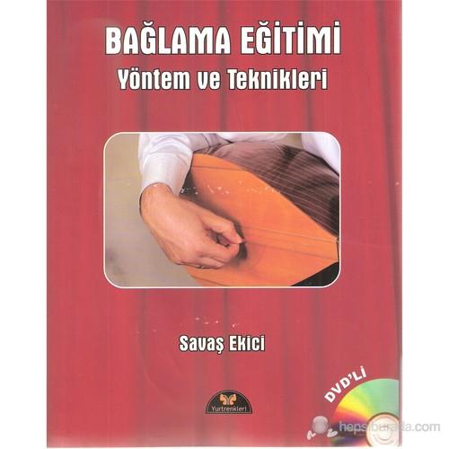 Bağlama Eğitimi-Yöntem Ve Teknikleri (2 Dvd Ekli)