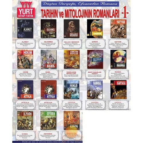 Tarihin Ve Mitolojinin Romanları - 1 (18 Kitap)