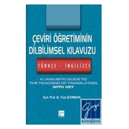 Çevirinin Öğretiminin Dilbilimsel Kılavuzu