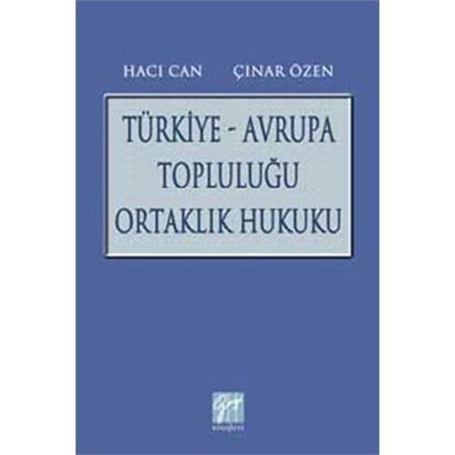 Türkiye-Avrupa Topluluğu Ortaklık Hukuku