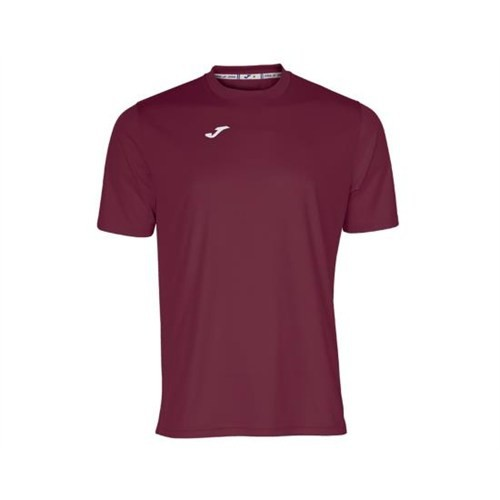 Joma 100052.650 T-Shirt Combi Burgundy Erkek Formalar