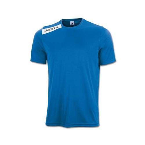 Joma 1239.98.35 Victory S/S T-Shirt Royal Erkek Formalar