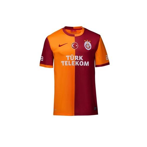Nike 544879-869 Galatasaray Home 2013-2014 Yetişkin Maç Forması