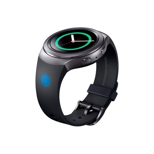 Samsung Gear S2 Kayış Sport Mendini Siyah - ET-SRR72MBEGWW