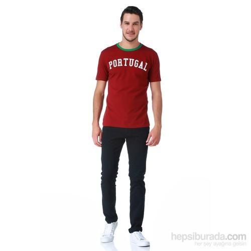 Portekiz Taraftar Tshirt