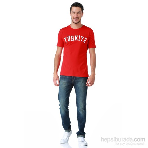 Türkiye Taraftar Tshirt