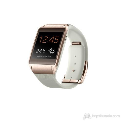 Samsung Galaxy Gear Akıllı Saat Altın Beyaz SM-V7000WDATUR