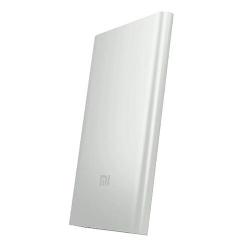 Xiaomi 5000 mAh Taşınabilir Şarj Cihazı Gri (İnce ve Hafif Kasa)