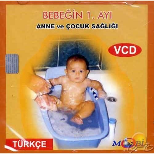 Anne ve Çocuk Sağlığı 6 (Bebeğin 1. Ayı) ( VCD )