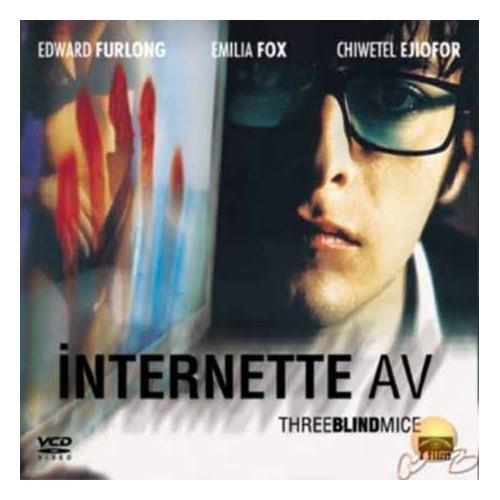 İnternette Av (Three Blınd Mıce) ( VCD )