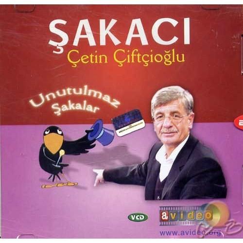 Şakacı (çetin Çiftçioğlu) ( VCD )