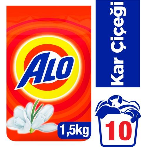 Alo Çamaşır Deterjanı Kar Çiçeği 1,5 kg