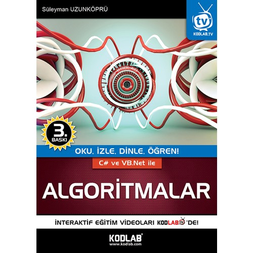 Algoritmalar - Süleyman Uzunköprü