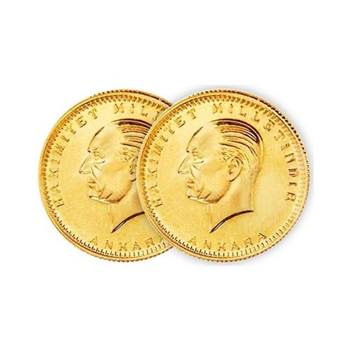 2'li Ata Lira Altın Paketi 94.yıl - Aynı Gün Kargo Avantajı