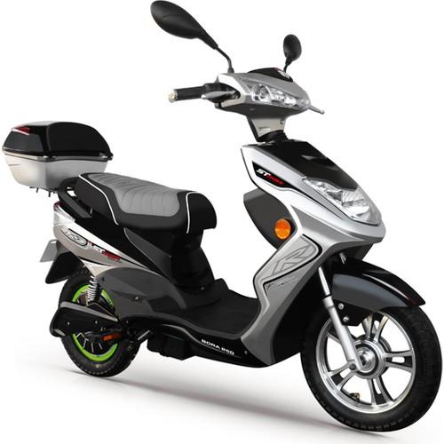 Stmax Bora 250 Siyah Elektrikli Motorsiklet Fiyatı