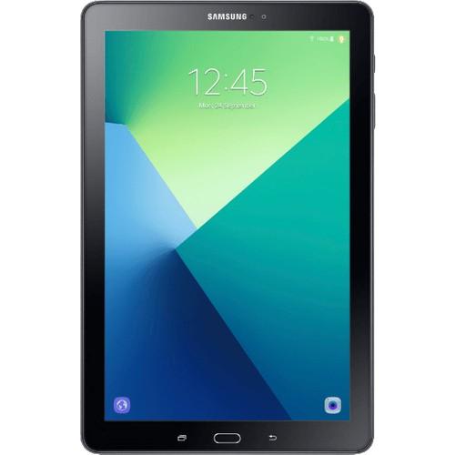 """Samsung SM-P580 Galaxy Tab A 16GB 10.1"""" FHD IPS Tablet - Siyah"""