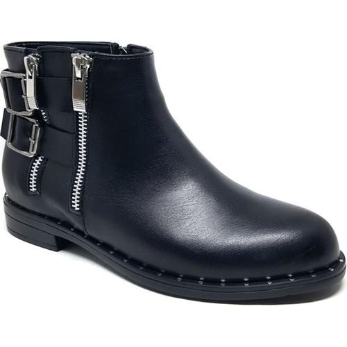 Shop and Shoes 013-7100-2 Siyah Kadın Bot