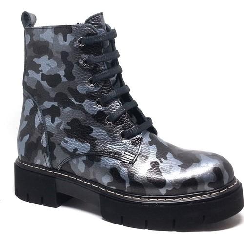 Shop and Shoes 062-2349 Siyah Bayan Bot