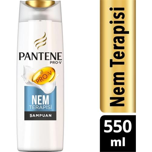 Pantene Şampuan Nem Terapisi 550 ml
