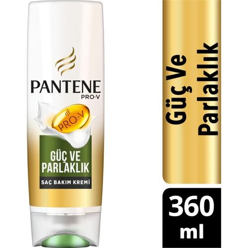 Pantene Saç Bakım Kremi Doğal Sentez 360 ml