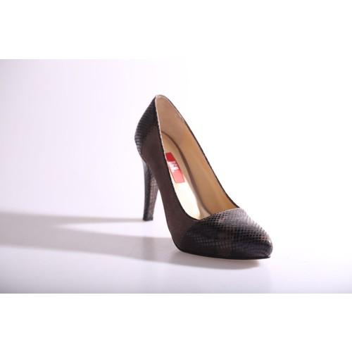 Dgn 291 Kadın Topuklu Ayakkabı