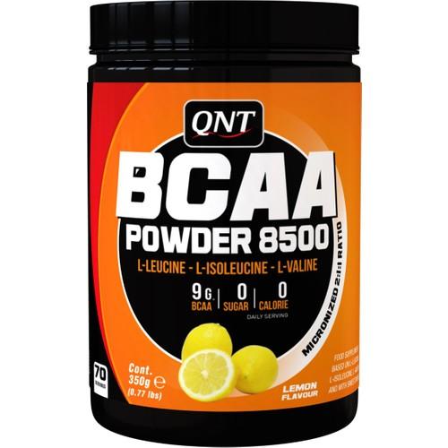 Qnt BCAA 8500 Instant Powder Lemon Flavour 350 Gr