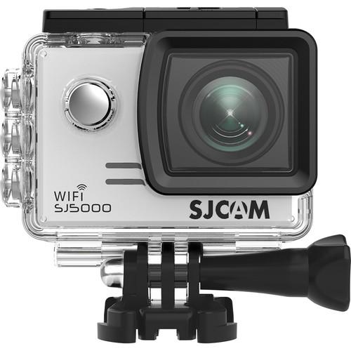 SJCAM SJ5000 Wi-Fi Full HD Aksiyon Kamerası Gümüş